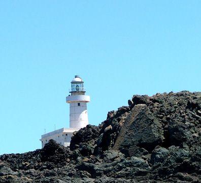 Faro di Punta Spadillo