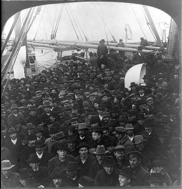 Latest Immigration News: 17 Best Images About Ellis Island Immigrants On Pinterest