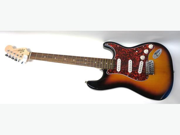 Fender Squier Strat Vintage Sunburst electric Guitar (194276-1)