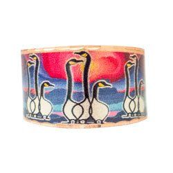 'Friends' Artist Collection Copper Ring