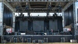 RIGGING STAGE