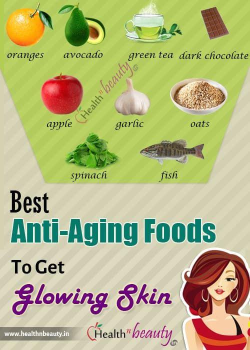 Recipes | Food | Anti aging skin care, Anti aging tips, Best anti aging