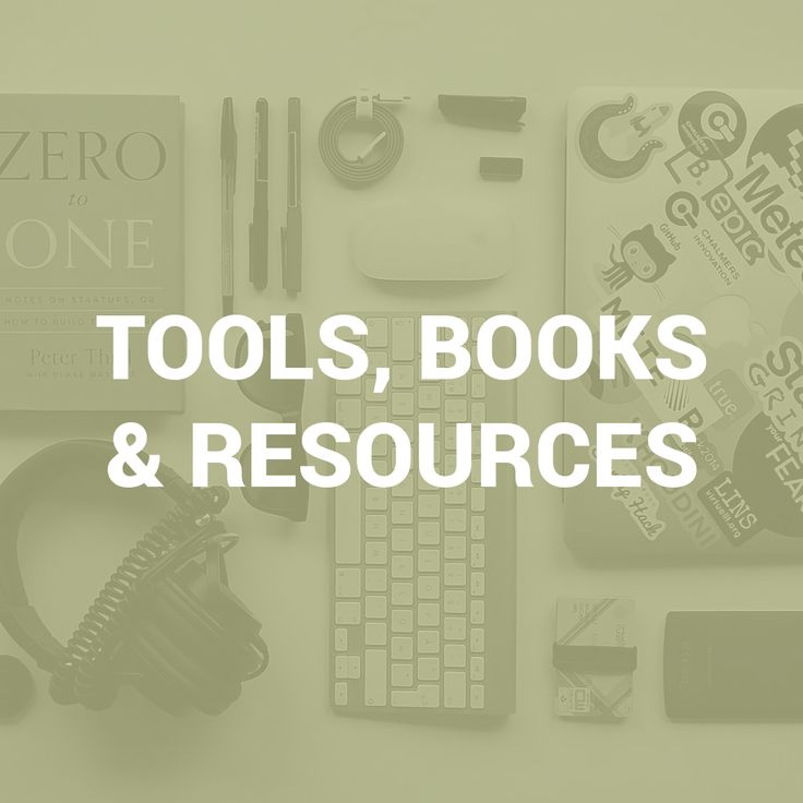 Tools, Books & Resources from the Realty Digital Marketing Professional Community.