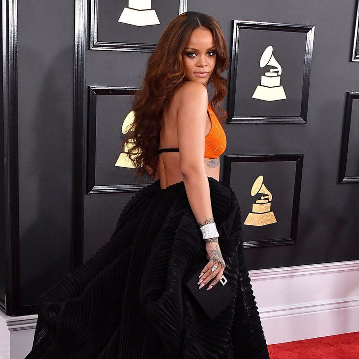 Rihanna Hits the Town After Debuting New Music