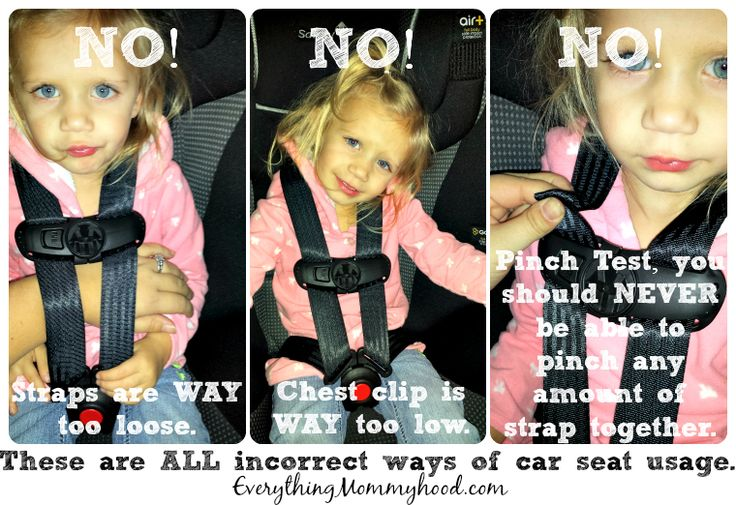 123 best 7- Car seat safety images on Pinterest | Car seat safety ...