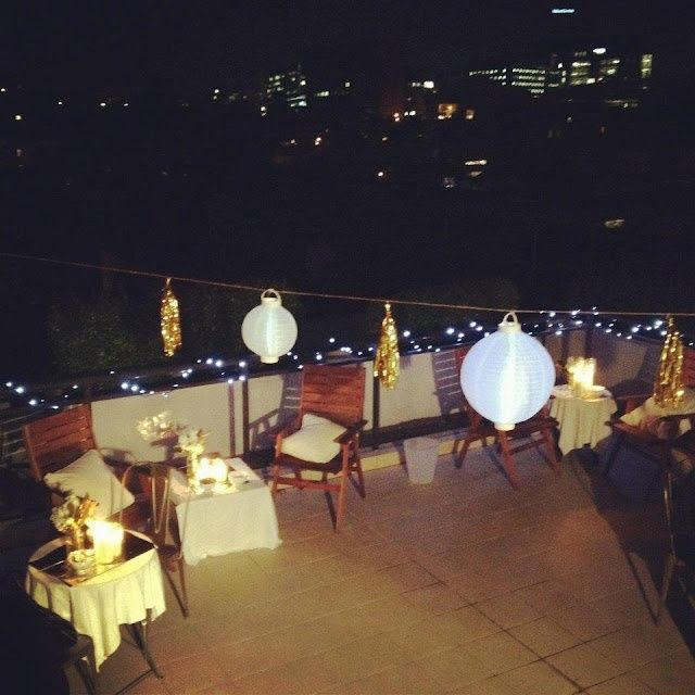 12 Best Rooftop Party Decorations Images On Pinterest