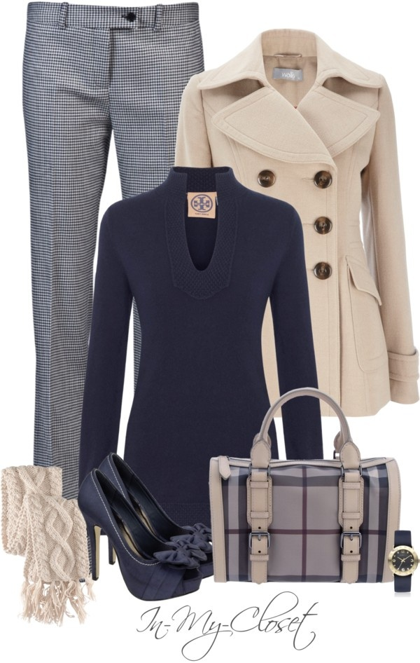 """Cashmere Tunic"" by in-my-closet on Polyvore♥✤:"