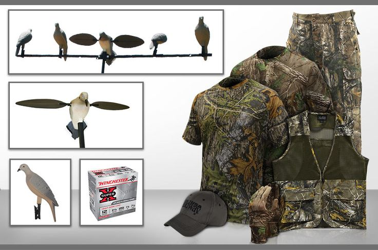 Enter to win a complete dove hunting gear package from MidwayUSA. Total ARV of prizes: $340.90! #Sweepstakes  http://woobox.com/xivn5c/hnzmqy