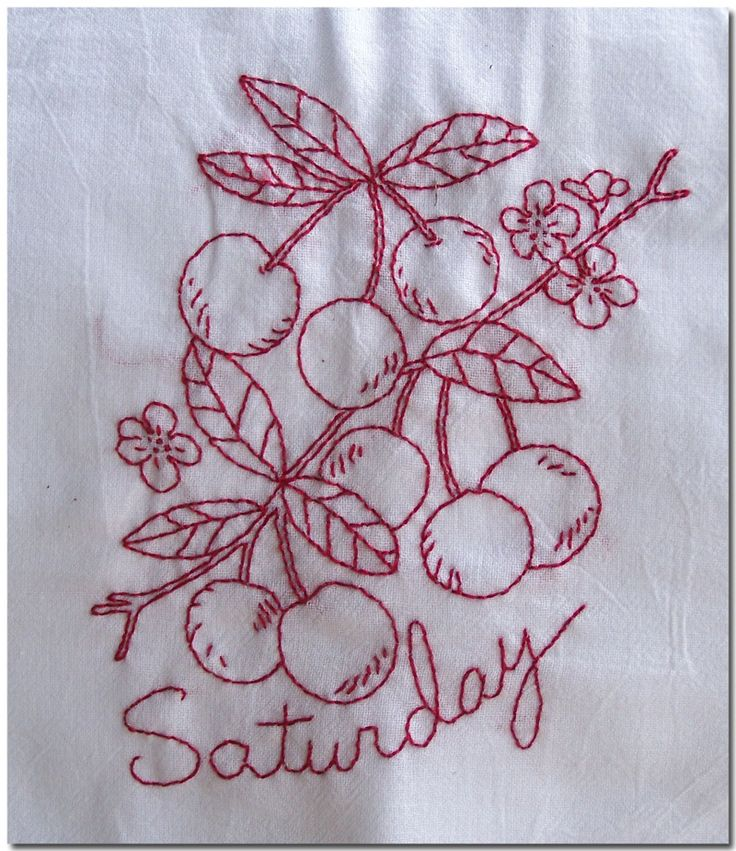 Aunt Martha's® Vintage Embroidery Transfer Pattern  #3749 Fanciful Fruit