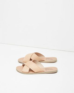MINIMAL + CLASSIC: Thais Slide by Ancient Greek Sandals