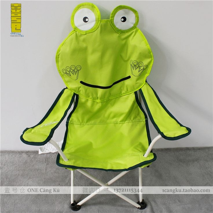 Baby Fold Chair Eco-friendly Oxford Cotton Pouch Multifunctional Child Dining Chair Baby Feeding Chair Outdoor Cadeira De Bebe