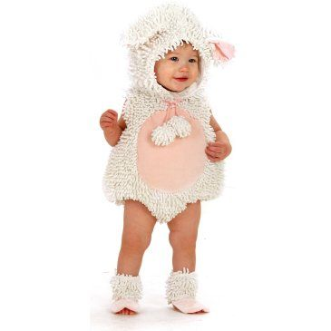 Hmm...Baby Rae's first halloween costume??