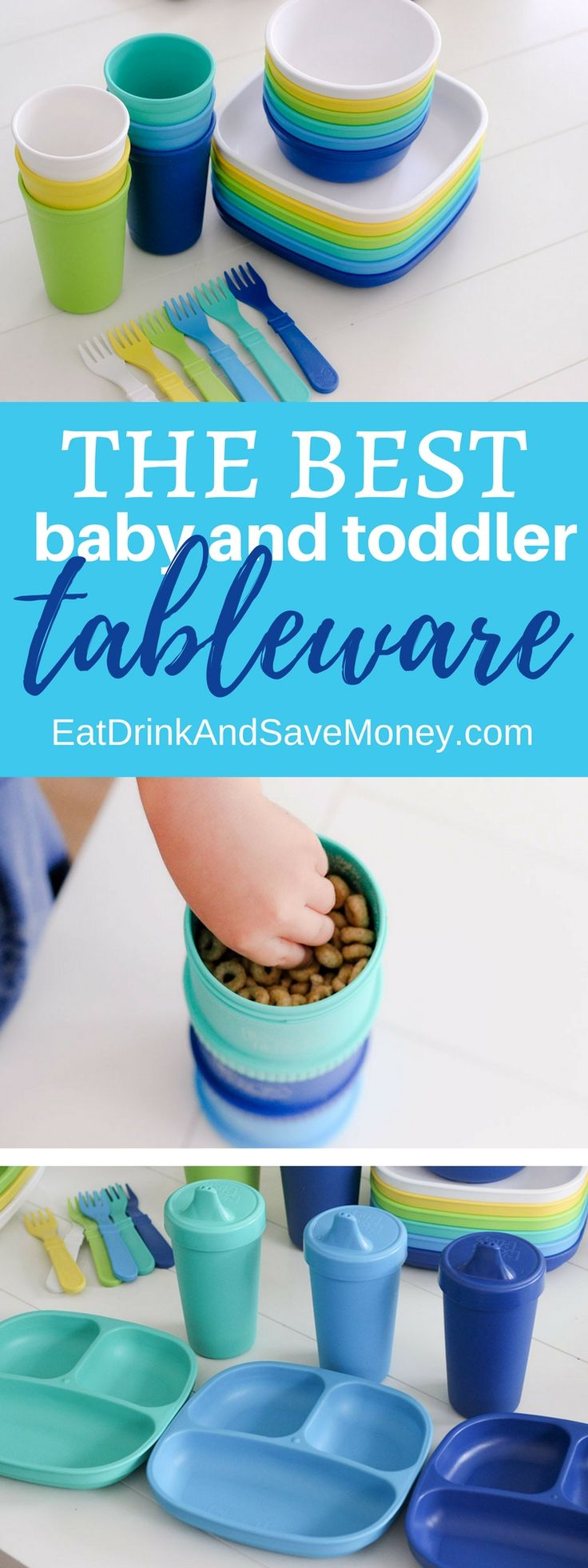 Re Play Recycled Review: The Best Toddler And Baby Tableware