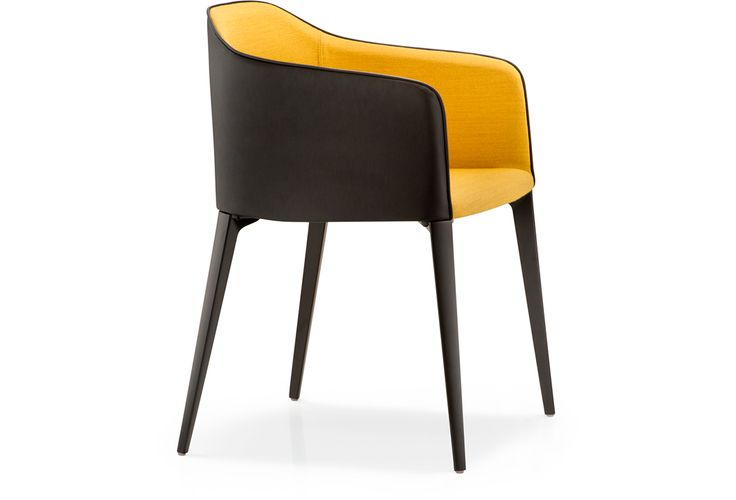 Image result for unique orange chair communal