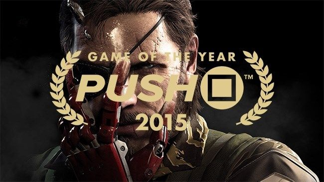 Game of the Year: #6 - Metal Gear Solid V: The Phantom Pain (PS4, PS3)
