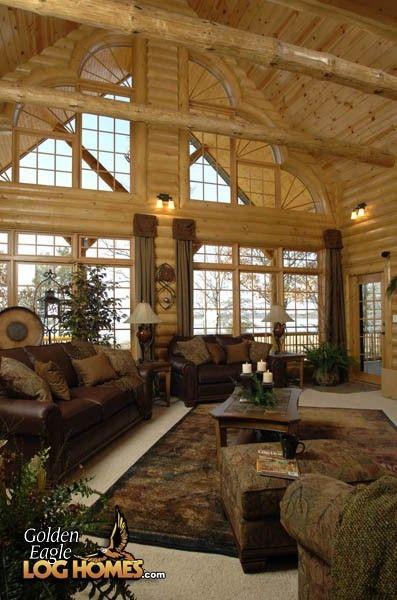 Log Cabin :)