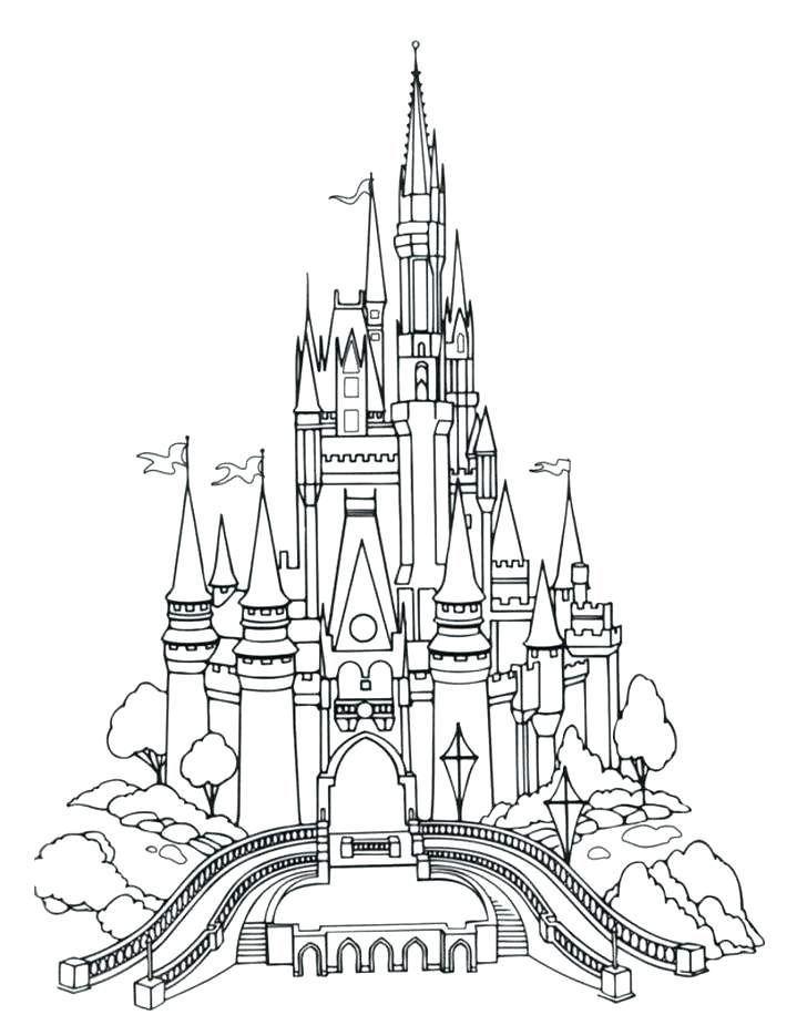kleurplaat prinses kasteel kleurplaten dieren