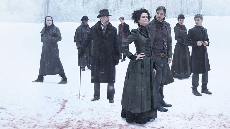 HORROR WATCH SERIES REVIEW: PENNY DREADFUL  Thanks to Netflix I have finally finished the three season run of Penny Dreadful. I do not think any previous show or movie has ever so successfully blended the gothic franchises together. What Penny Dreadful...