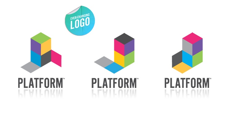 Platform Logo dynamism, Tim Smith
