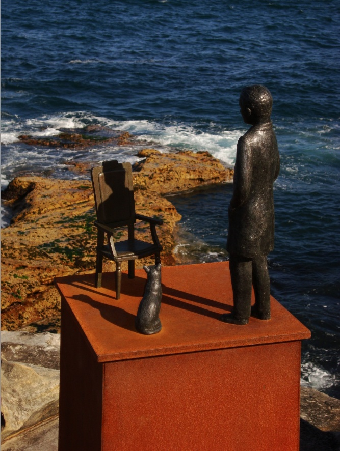 Sculptures by the Sea, Sydney, 2011. Taken by me.
