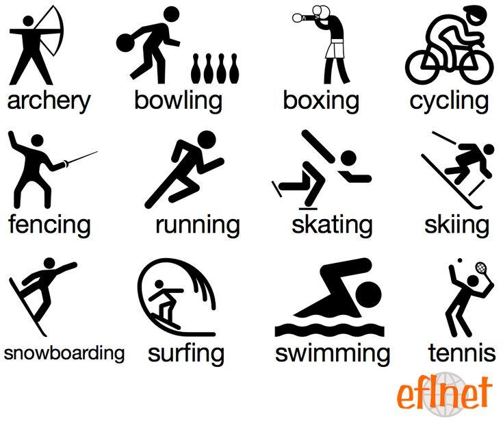 Individual Sports - Vocabulary Worksheet 1 | EFLnet