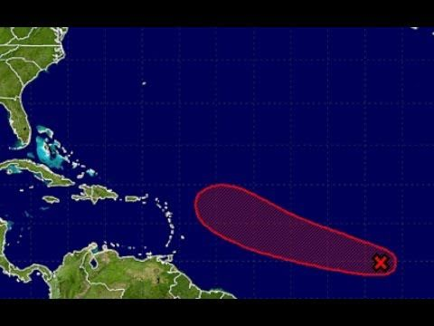 70% Chance of Atlantic Storm Forming/East Coast Watch! - YouTube