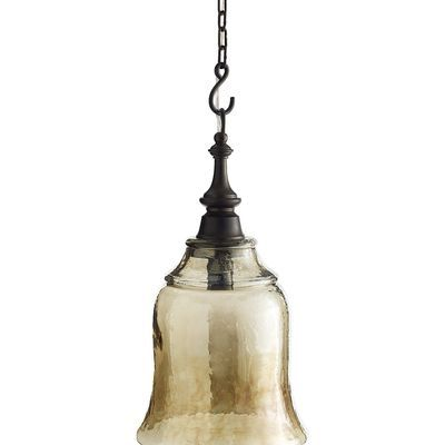 Luster Glass Pendant Lamp