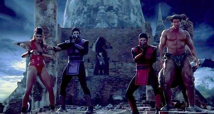 The first Mortal Kombat movie may not be a masterpiece, but it's at least true to the game itself, with the plot, setting, and characters as they should be (except for Raiden, of course, who becomes a weirdly-clownish Christopher Lambert).