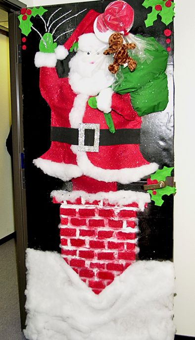 Christmas Door Decorating Contest Winners Commissioner S