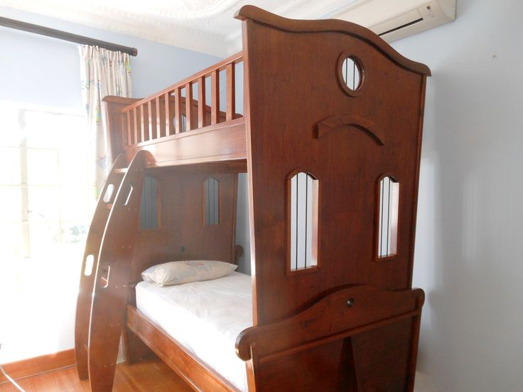 Benny's Creative Woodworkz Pirate Bed
