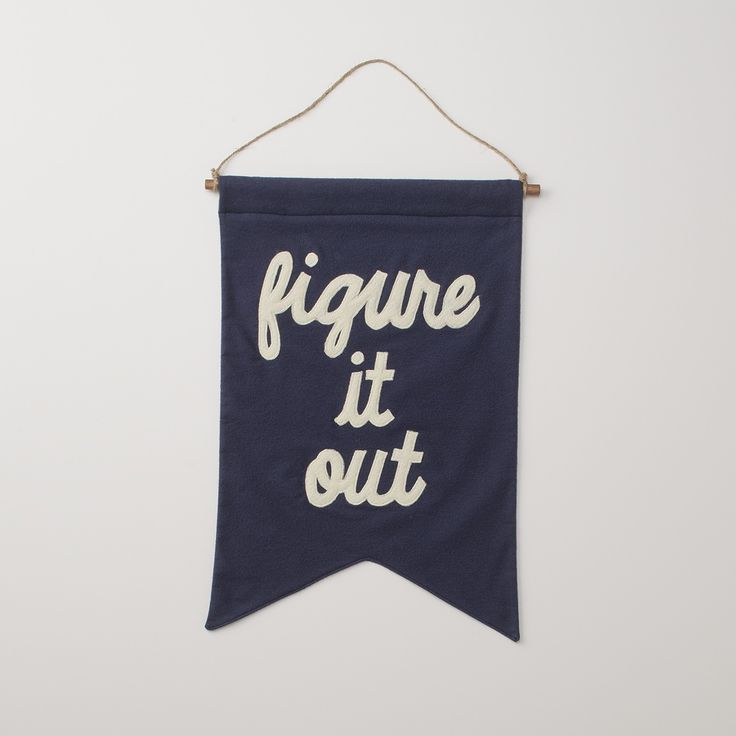 'Figure It Out' Banner