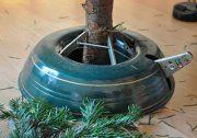 Wasser aus dem Tannenbaumständer ist giftig