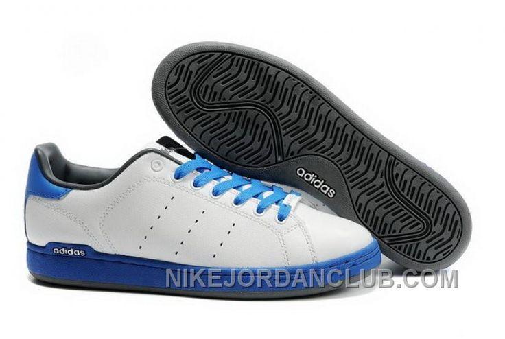 http://www.nikejordanclub.com/adidas-stan-smith-white-blue-shoes-tn6qj.html ADIDAS STAN SMITH WHITE BLUE SHOES TN6QJ Only $73.00 , Free Shipping!