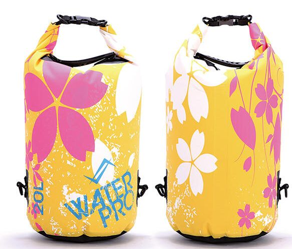 Water Pro 10L Blossom Waterproof Dry Bag Camping Sailing Kayaking Canoeing Rafting Surfing #Affiliate