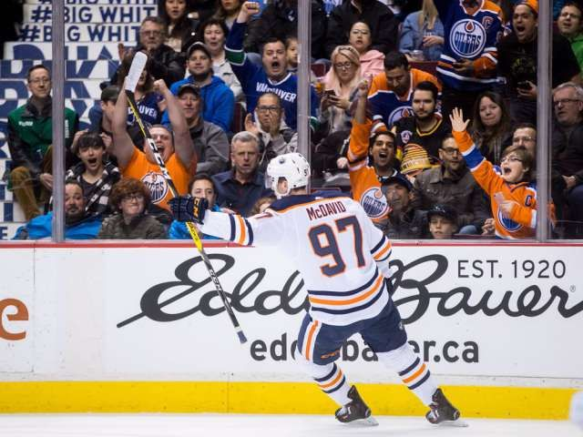 His Team Veered Into A Ditch But Connor Mcdavid Really Has Been Dominant Enough To Win Mvp Mcdavid Connor Mcdavid Mvp