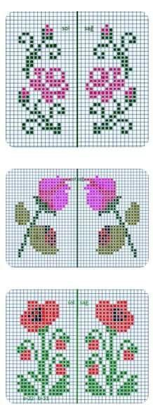 730 best Häkeln Muster für tunus images on Pinterest | Bedspreads ...