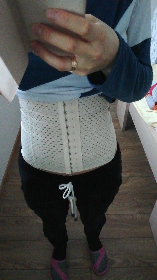b2f3868724 Waist trainer hot shapers waist trainer corset Slimming Belt Shaper bo -  sheheonline