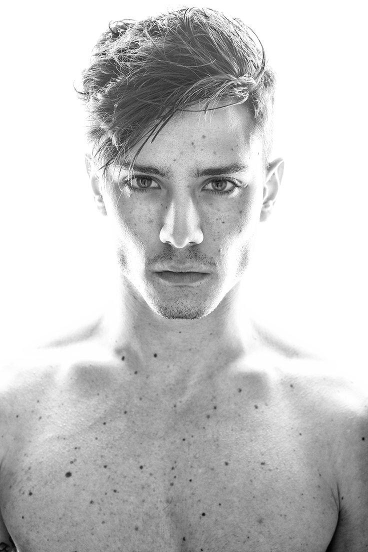 Derek jeter mens hairstyles colton haynes casual hairstyle - Diego Barrueco By Jakub Koziel