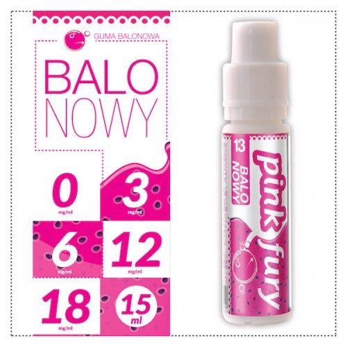 BALONOWY czyli GUMA BALONOWA :) 15ml  www.ivape.pl