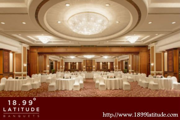 18.99 Latitude - Best Banquet Halls in Mumbai