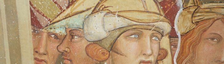 Ambrogio Lorenzetti. Inside the restoration March 24, 2017 - March 26, 2017