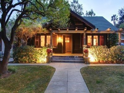 17 best images about california bungalow on pinterest for Californian bungalow front door
