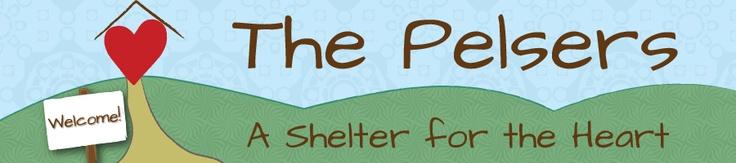 Kids in the Word: Reading Through Genesis - The Pelsers