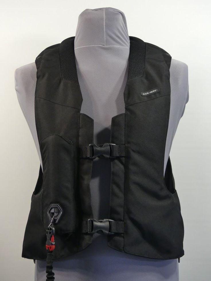 Airsport gilet Airbag M 60 - noir. Boutique Askara Equitation