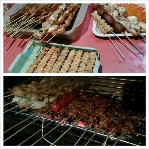 #バーベキュー #bbq #yummy #food #philippines #フィリピン