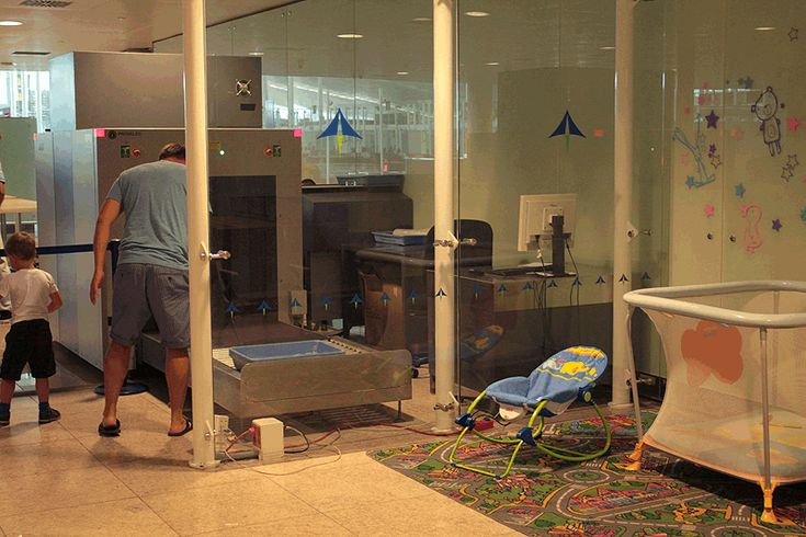 The Greatest Gift: Aeroporti Baby Friendly - Barcelona El Prat (BCN)