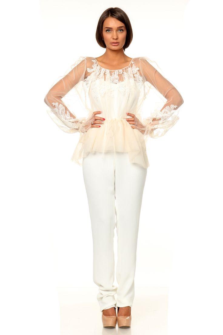 Marie Ollie Romanian blouse - www.marieollie.com