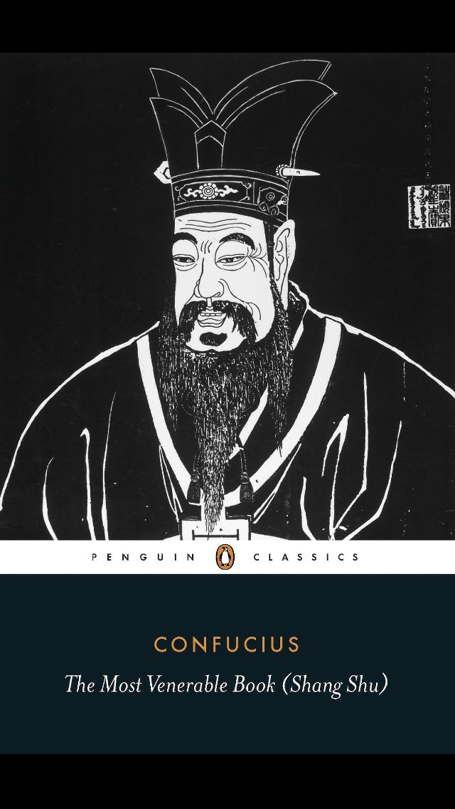 Confucius: The Most Venerable Book