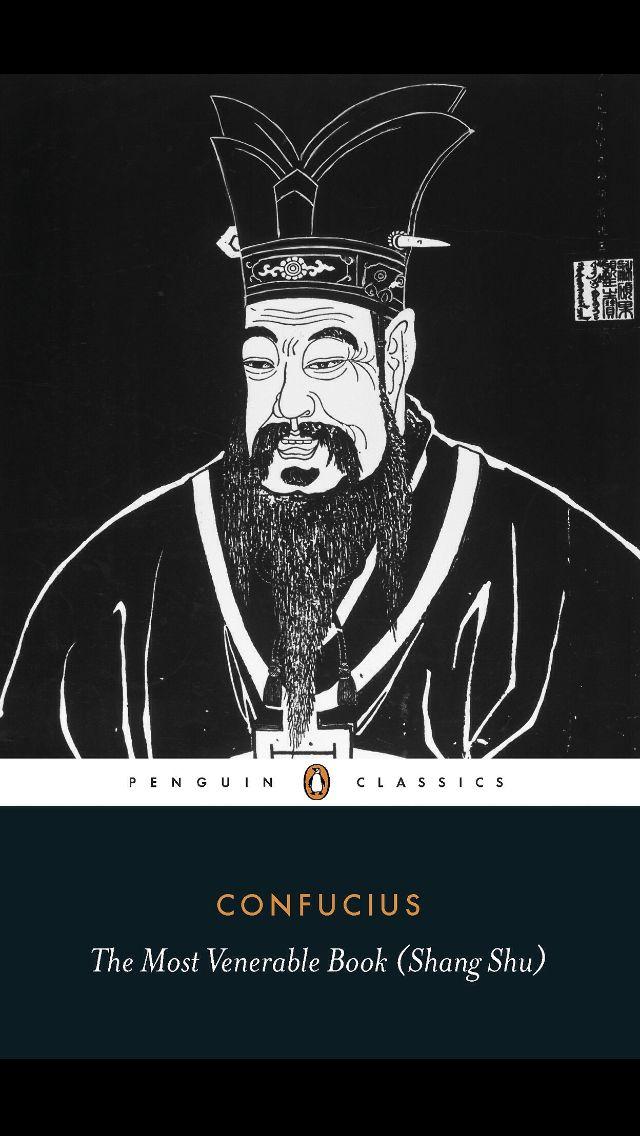 Confucius: The Most Venerable Book