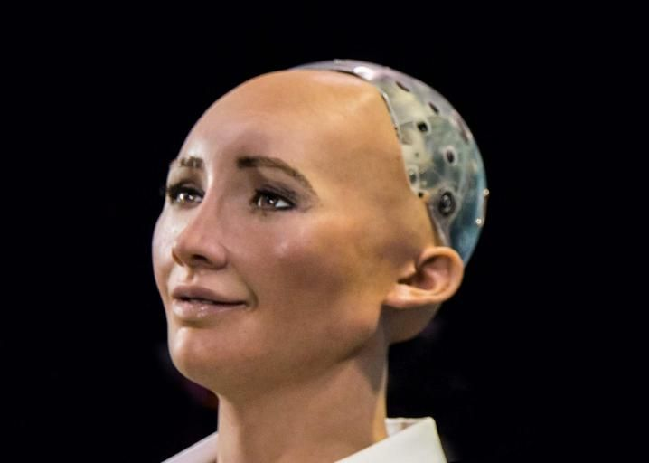 Saudi Arabia grants citizenship to Sophia, a Robot created by Hanson Robotics. Being a citizen in one place could mean being a legal person everywhere else.